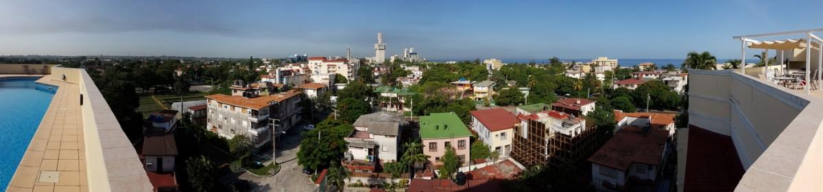 Lorencovi na Kubě